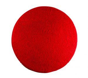 Karpet Orion- 150 cm rond- Rood