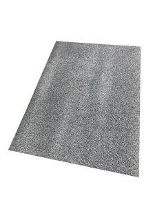 Deurmat Granati - antraciet - 60 x 90 cm